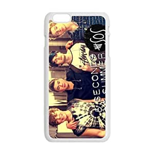 WAGT 5 seconds of summer Phone Case for Iphone 6 Plus