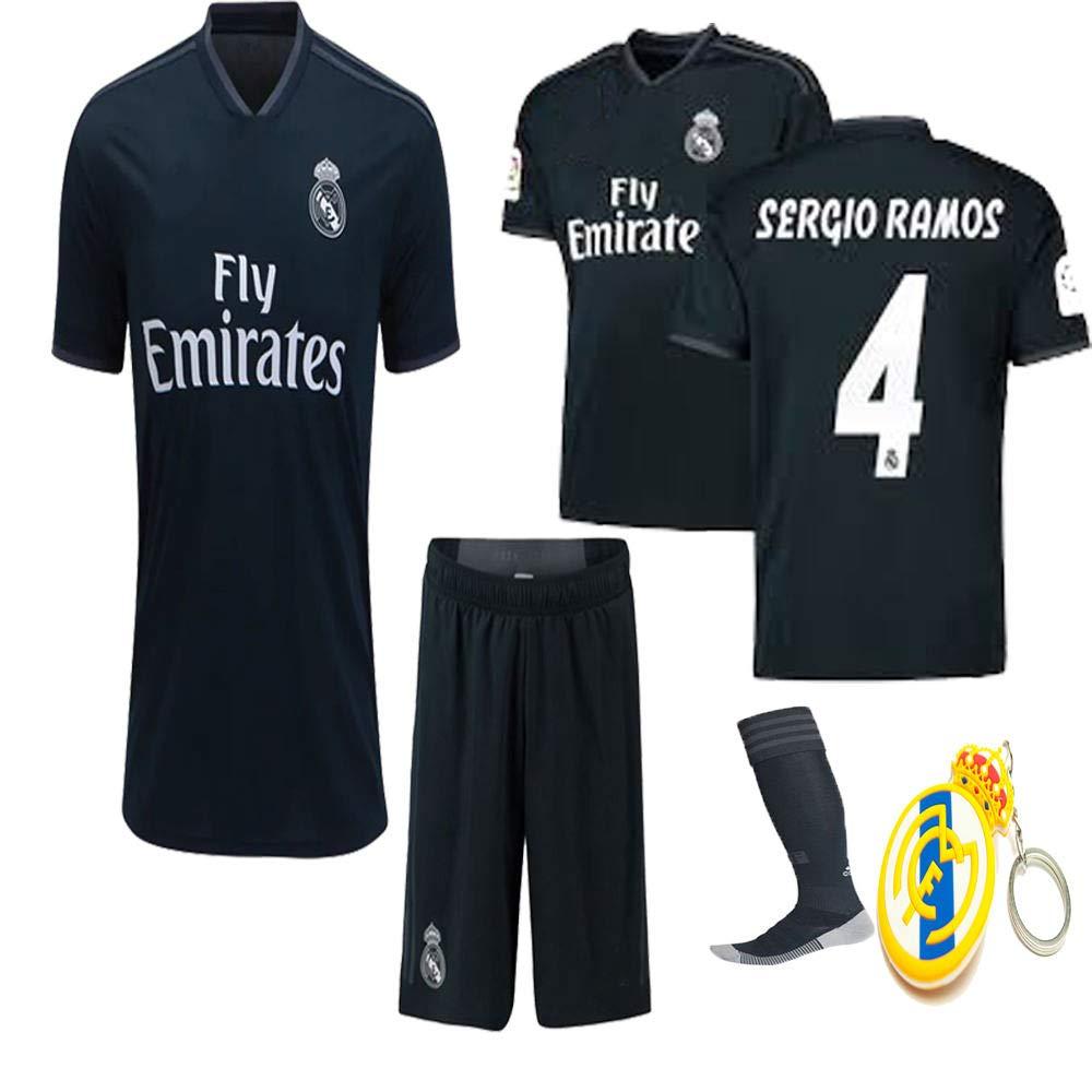 7b440ef89 Amazon.com   Real Madrid 2018 19 Replica Kid Jersey Modric