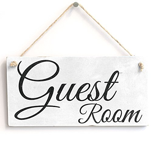 Meijiafei Guest Room - Vintage PVC Sign/Plaque - Sign Guest