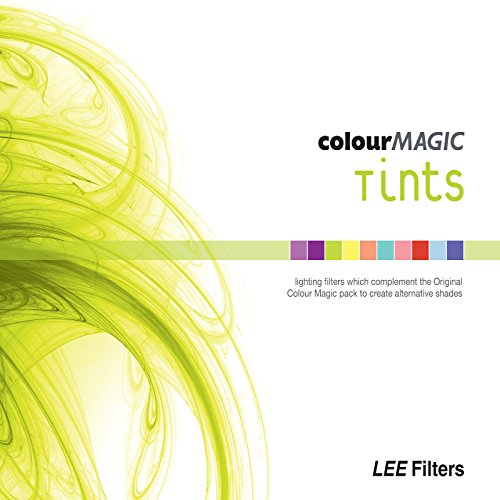 Lee Colour Magic Tint Studio Filter Kit (25x30cm) [LEECMTINT] by Lee Filters