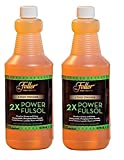 Fuller Brush 2X Power Fulsol – Super Concentrated Degreaser – Dissolves Grease & Grime – Makes 30 Gallons of Cleaning Power - 1 Qt. - 2 Pack