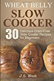 Wheat Belly: Wheat Belly Slow Cooker:  30 Delicious Grain-Free Slow Cooker Recipes for Beginners