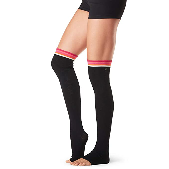 Amazon.com: Toesox Leg Warmer Olivia (Rocket) One Size ...
