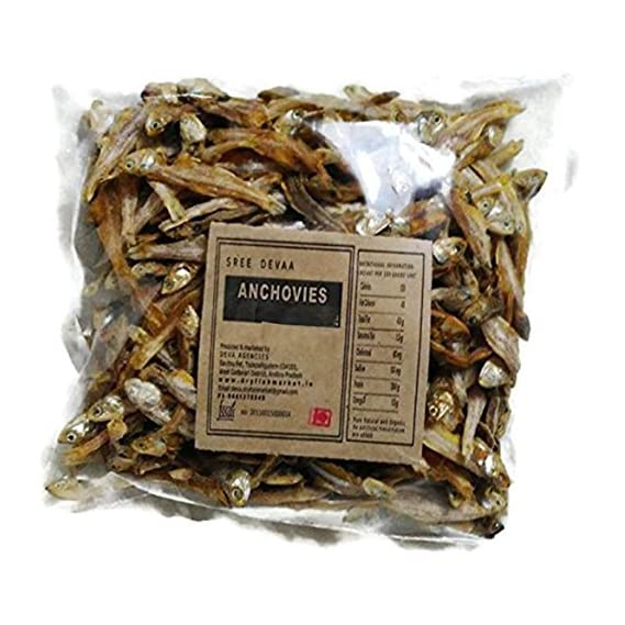 Sree Devaa - Dry Fish - Anchovies (250 Grams)