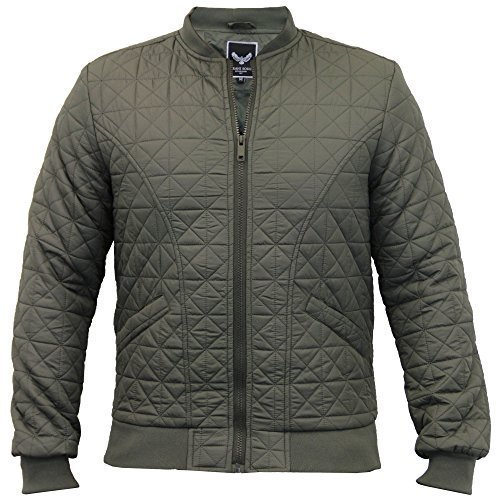 ladies jacket Brave Soul womens coat MA1 harrington padded quilted bomber winter