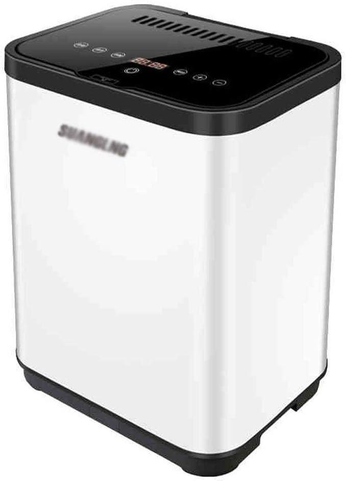 GUORHGJ Secadora de Ropa, Mini protección de desinfección Triple para el hogar y Secadora de Ropa de Secado rápido de Ahorro de energía silenciosa (Capacidad : 38L)