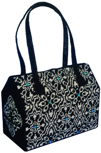 Tobin Purse Plastic Canvas Kit, Night and Day