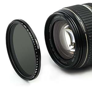 Filtro Densidad Neutra ND2-400 Ø 58mm