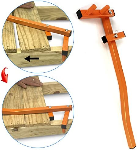 EasyGo Deck Board Bending Straightening product image