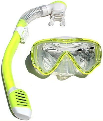 VILISUN Gafas de Snorkel Buceo para Niño,Kit de máscara y tubo ...