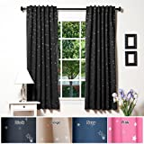 Home Fashion Thermal Insulated Blackout Curtains - Back Review and Comparison