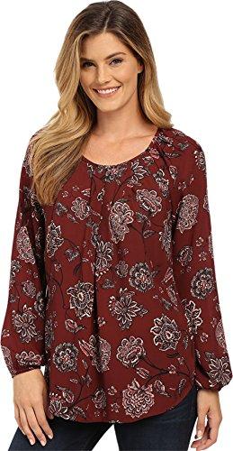 karen-kane-womens-flower-print-pleated-blouse-print-blouse-md