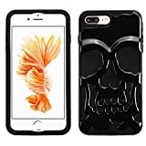 iPhone-7-Plus-Case-Skull-Hybrid-Heavy-Duty-Polycarbonate-and-Silicone-TPU-Hard-Cover
