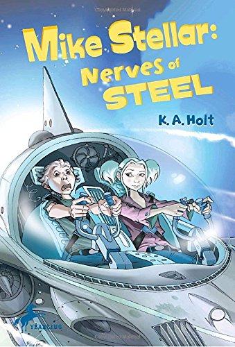 Mike Stellar: Nerves of Steel PDF