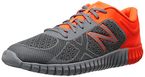 New Balance Kids Kxm99 V2 Running Shoe Grey/Orange