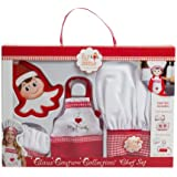 Claus Couture Collection Chef Apron Set