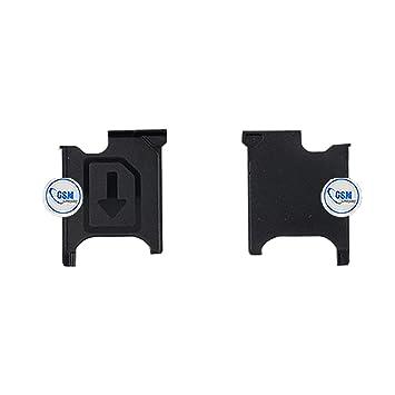 2 x Soporte de Tarjetas Micro SIM Card Tray Holder Slot ...
