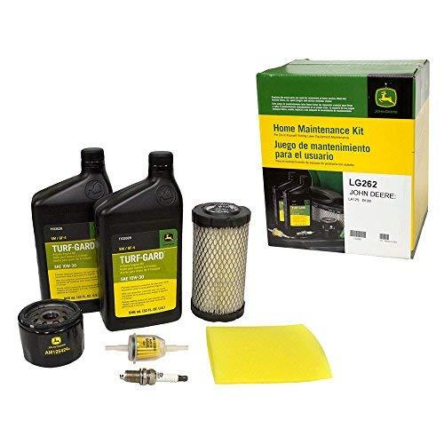 John Deere Orginal Equipment Fiiter Kit LG262 ()