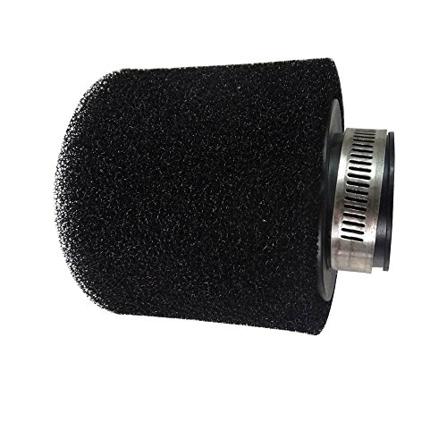 WPHMOTO 38mm 1 1/2 inch Foam Air Filter for 50cc 110cc 125cc 150cc 200cc ATV Dirt Bike Scooter Moped Go Kart
