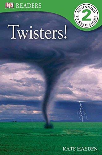 DK Readers L2: Twisters! [Kate Hayden] (Tapa Blanda)