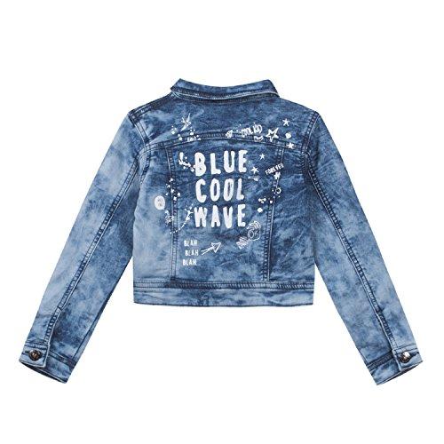 Chaqueta gris de as azul 3 ni azul qW7YrqBwg