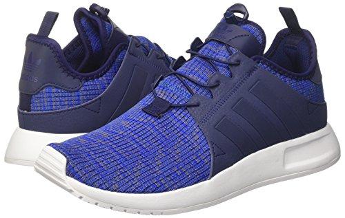 adidas Originals Sneaker X PLR Dunkelblau Blau (Dk Blue / Dk Blue / Ft White)