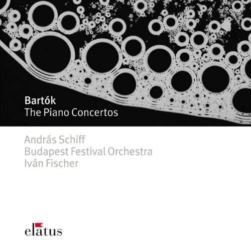 - Bartók : Piano Concertos Nos 1 - 3 - Elatus