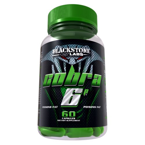 Blackstone Labs Cobra 6 Fat Burner 60 Capsules