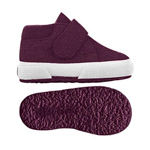Superga S001NW0 - Zapatos de cordones para niños Petunia