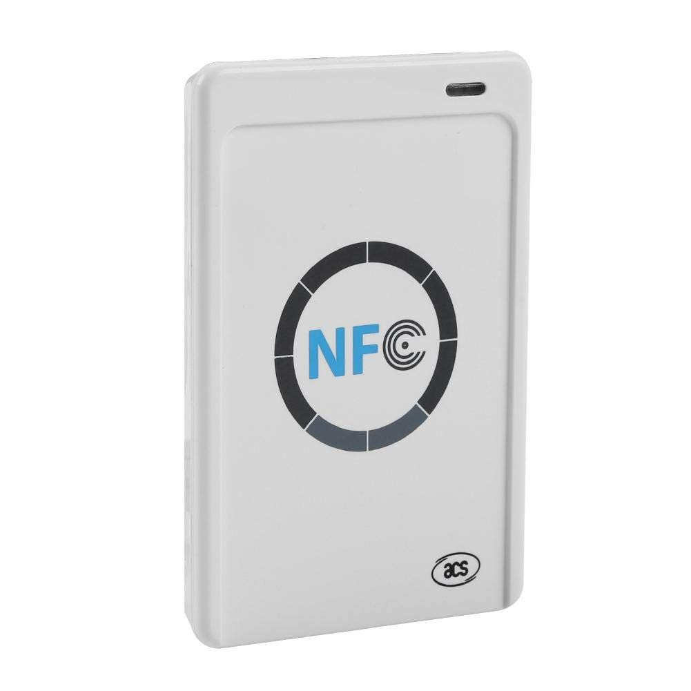 ACR122U - RFID Contactless Smart Reader PC/SC-Compliant 424 Kbps Read/Write Speed 50 mm Reading Distance Supports ISO 14443 Type A&B, Mifare, FeliCa, and All 4 Types of NFC (ISO/IEC 18092) Tags. by Sonew