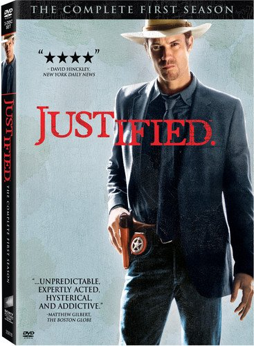 Justified: Season 1 (Season Justified Dvd 3)