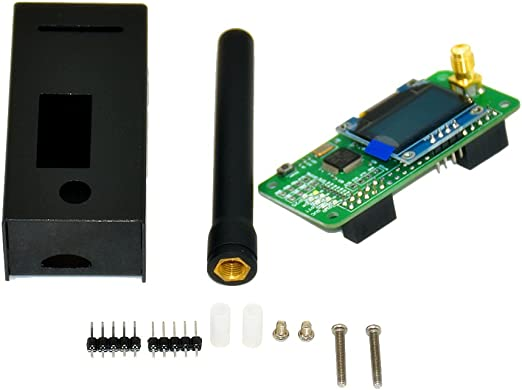 Antenna Case Support P25 DMR YSF for Raspberry US* OLED MMDVM Hotspot Module