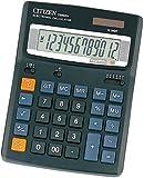 シチズン デスクトップ型電卓(12桁表示) DM6004Q