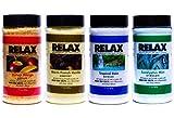 Original Aromatherapy Bath Crystals –Pack of