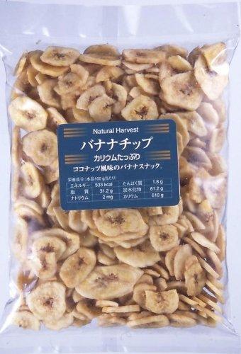 Kyoritsu banana chips 500g by Kyoritsushokuhin