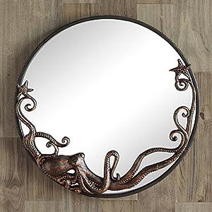 51h3xACQ-FL._SS300_ 100+ Coastal Mirrors and Beach Mirrors For 2020