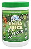 Nature's Plus - Ultra Juice Organic Green Drink, 0.66 lbs powder