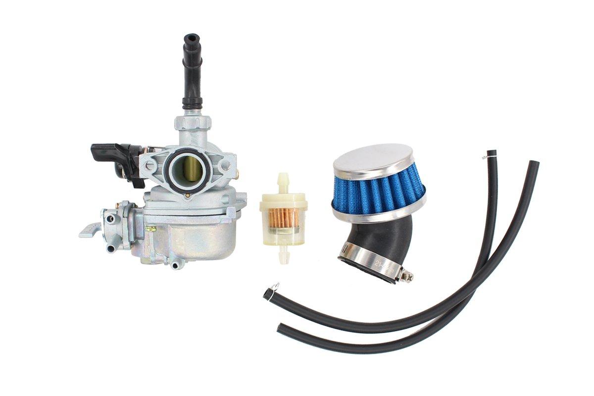Carburetor Air Filter Carb For Honda Atv 3 Wheeler Atc70 Ct90 Fuel Atc 70 78 79 80 81 82 83 84 85fourtrax Trx70 86 87 Automotive