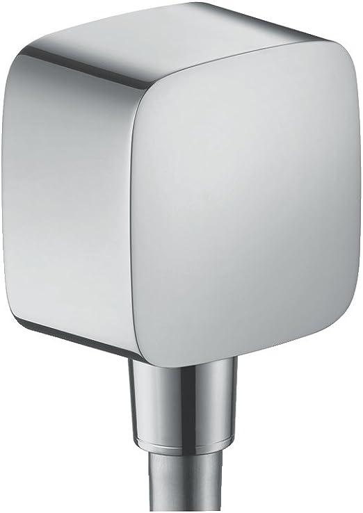 Hansgrohe Fixfit Schlauchanschluss Rückflussverhinderer Anschlusswinkel Metall