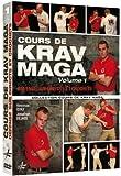 COURS DE KRAV MAGA vol.1 - Défense sur directs et crochets