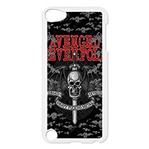 A7X Avenged Sevenfold Printed Environmental Custom pc hard Case Cover for iPhone 6 Plus 5.5
