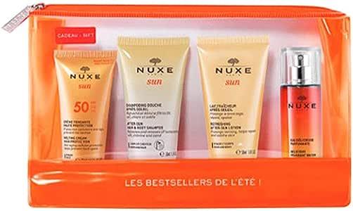 Nuxe Neceser Ritual Verano 4 Productos*: Amazon.es: Belleza