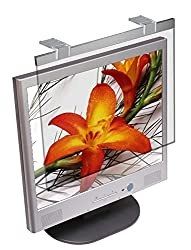 Kantek Lcd Protect Deluxe Anti-glare Filter For 19 To 20 Inch Lcd Monitors Measured Diagonally (Lcd19)
