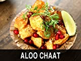 Aloo Chaat Recipe The Bombay Chef