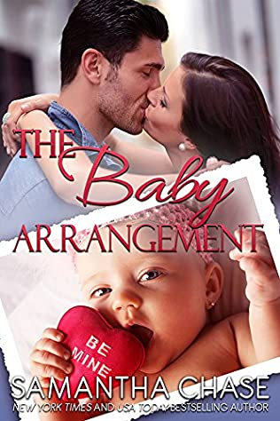 book cover of The Baby Arrangement