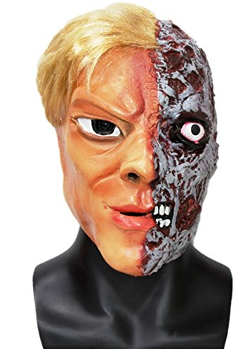 Buy Madcaps 2 Face Batman Villain Halloween Mask Assorted Online At Low Prices In India