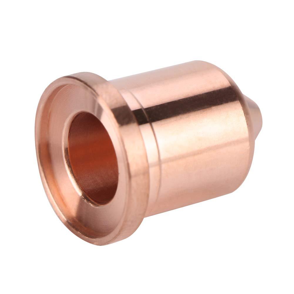 bec de coupeur de plasma 45A 220941 Fit pour MAX65 torche de coupage au plasma consommable 5pcs pointe de coupeur de plasma