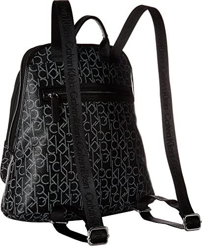 Calvin Klein Womens Monogram Backpack
