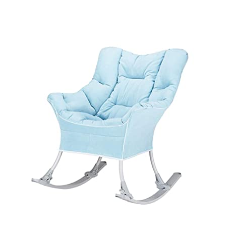 Amazon.com: TAO - Silla mecedora multicolor, sofá Lazy, puf ...