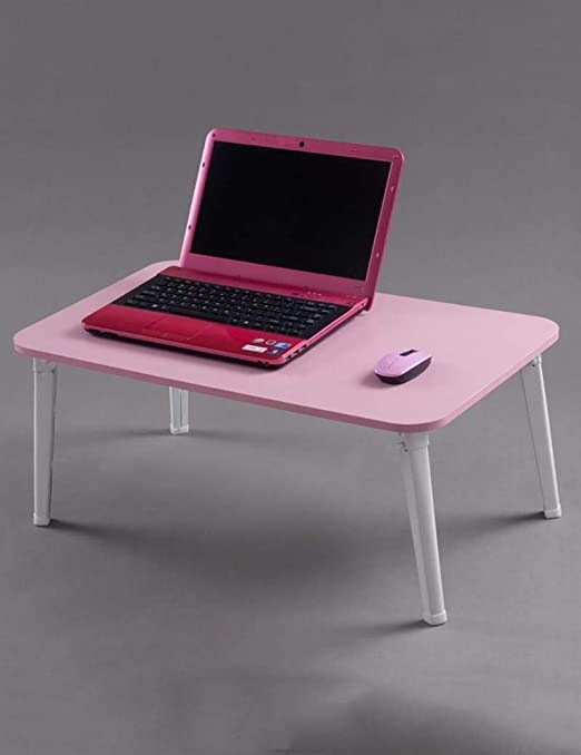 RFJJAL Laptop Mesa Plegable Tabla Cama, L * W * H, 70 * 40 * 29cm ...